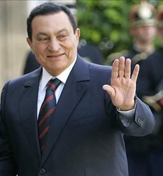الأتحاد المصري لكمال الأجسام ينعي الرئيس الاسبق حسني مبارك