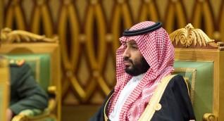 ولي العهد السعودي يستقبل وزير الخارجية الألماني السابق في الرياض