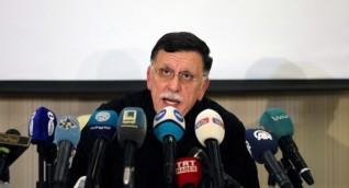 السراج يوجه دعوة إلى الاتحاد الأفريقي بشأن حل الأزمة الليبية