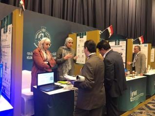 أكاديمية البحث العلمي: 7 ميداليات يحصدها المبتكرين المصريين فى معرض بالكويت