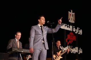 انطلاق فعاليات مهرجان دندرة للموسيقى والغناء بحضور وزيري الثقافة والسياحة والآثار ومحافظ قنا