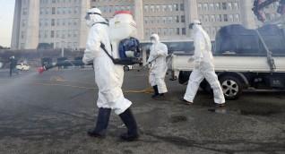 تسجيل 196 حالة إصابة جديدة بفيروس كورونا في كوريا الجنوبية
