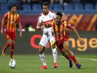 الزمالك يطيح بالترجي التونسي ويتأهل للدور قبل النهائي بدوري أبطال أفريقيا