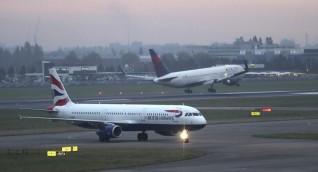 الخطوط الجوية البريطانية تلغي جميع الرحلات من وإلى إيطاليا