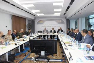 وزير التعليم العالي يترأس الاجتماع الدوري للجنة المشروعات القومية