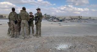 سقوط صواريخ على قاعدة تستضيف قوات أجنبية في العراق