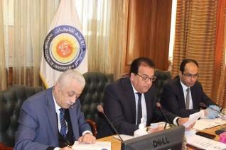 المجلس الأعلى للجامعات يستعرض الخطة المستقبلية للدراسة الجامعات