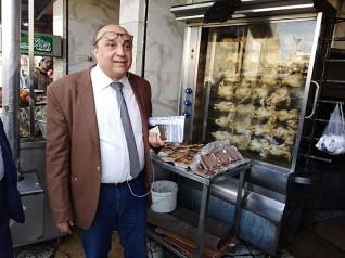 وكيل وزارة التموين بالإسكندرية يوجه رسالة طمأنة للمواطنين بشأن توافر السلع الأساسية