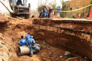 محافظ أسوان: تنفيذ أكبر خطة لإحلال وتجديد المحطات والروافع لشبكات المياه