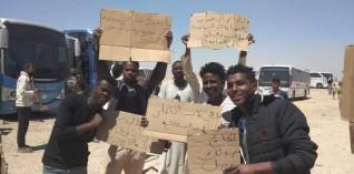 مبادرة مصر والسودان ايد واحدة تطالب الأمم المتحدة انقاذ سودانين السباعيه