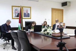 """اللجنة الوطنية للوبائيات تعقد اجتماعها الثالث """"عن بُعد"""" وتقدم عدداً من التوصيات"""