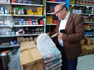 وكيل وزارة التموين بالاسكندرية    جميع السلع الغذائية و الرمضانية متوفرة و متاحة  بكافة المنافذ من الٱن