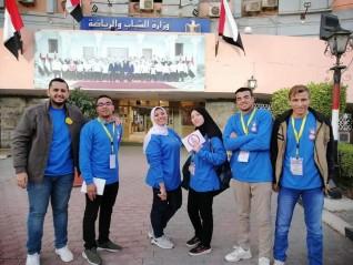 طلاب جامعة الفيوم يحصدون مراكز متقدمة في مسابقة إبداع للموسم الثامن