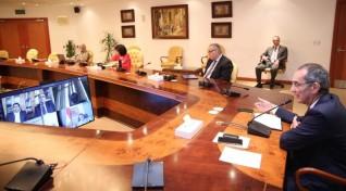 وزيرا التعليم العالى والاتصالات يتابعان تنفيذ التحول الرقمى للجامعات