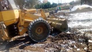 المنيا تزيل 79 حالة تعد بالبناء على 9 آلاف متر