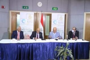 توقيع بروتوكول تعاون فني لإدارة وتشغيل مستشفي مصر بمحافظة سوهاج