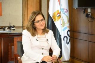 وزيرة التخطيط تشارك في حوارات قمة صوت مصر