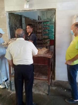 محافظ القاهرة : المخابز تعمل بكامل طاقتها فى ثالث أيام عيد الفطر المبارك