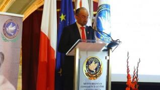 المجلس العالمي للتسامح والسلام يشيد بالمبادرة المصرية لحل الأزمة الليبية
