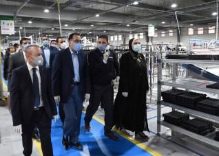 رئيس الوزراء يواصل جولاته التفقدية بمواقع العمل والإنتاج بمصانع 6 أكتوبر