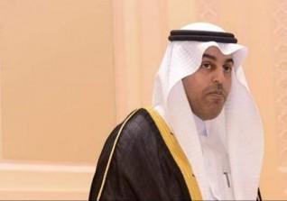 السلمي يجري اتصالا هاتفيا مع رئيس البرلمان العراقي للاطمئنان على الأوضاع بالعراق