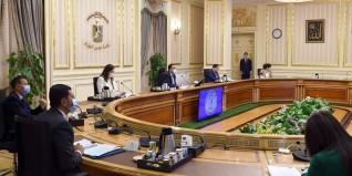 رئيس الوزراء يترأس اجتماع اللجنة الوزارية الاقتصادية عبر تقنية الفيديو كونفرانس
