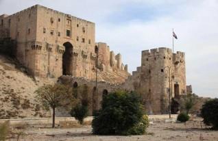 قلعة حلب تفتتح من جديد بعد فيروس كورونا