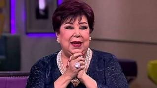 وفاة الفنانة رجاء الجداوي داخل مستشفى العزل بالإسماعيلية