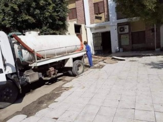 أهالى قوص يستغيثون بالمسئولين  لإستكمال الصرف الصحي