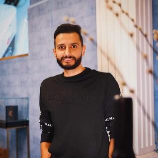 """نواف عبدالصمد يخوض أولى تجاربه السينمائية بـ فيلم """"الراية"""""""