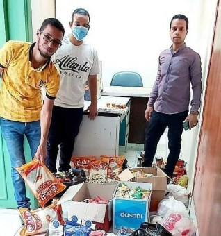 ضبط وإعدام 509 كيلو مواد غذائية منتهية الصلاحية في أسوان