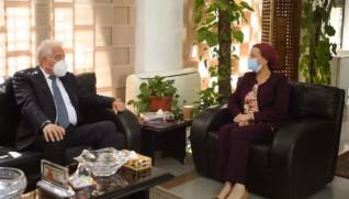 وزيرة البيئة ومحافظ جنوب سيناء يبحثان آليات تحويل شرم الشيخ إلى مدينة خضراء