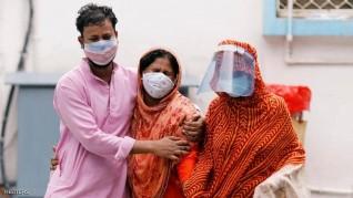 إصابات كورونا في الهند تتخطى عتبة المليون