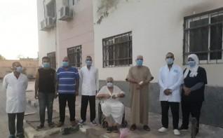 مستشفى الحجر الصحي بتمى الأمديد تسجل صفر إصابات لمدة ١٠ أيام متتالية