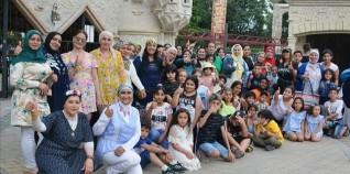 إتحاد المرأة والأسرة المصرية والعربية بالنمسا يواصل النشاط الترفيهي لأسر وأطفال الجالية المصرية