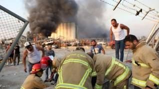 انفجار بيروت يساوي زلزالا بقوة 4.5 درجات.. وصداه وصل لقبرص