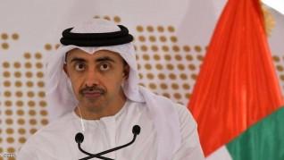 عبد الله بن زايد: علاقات الإمارات والسعودية تزداد قوة وصلابة