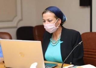 مصر تشارك دول العالم فى إطلاق  المنصة الرقمية للتعافي الاخضر وتحديات تغير المناخ
