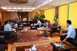 محافظ الفيوم يناشد المواطنين سرعة التقدم بطلبات التصالح عن المباني المخالفة قبل 30 سبتمبر