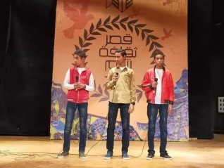 المركزيةللتدريب تستعرض أعمال المشاركين بورشتي ثقافه الطفل