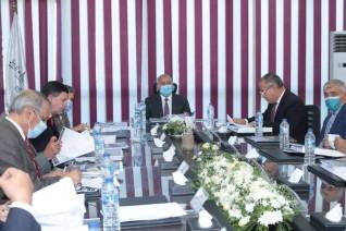 وزير النقل يترأس الجمعية العامة لشركة المجموعة المصرية للمحطات متعددة الأغراض