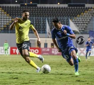اسوان يخيب امال جماهيره بعد الهزيمه من وادى دجله 1-0 فى مشوار البقاء