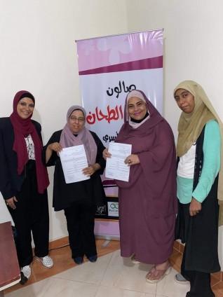 مبادرة مصر والسودان ايد واحدة تقيم حفل زفاف لابناء الشعبين