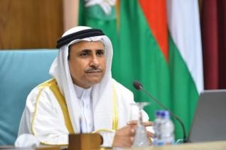 البرلمان العربي يدين بشدة الهجوم الإرهابي الذي استهدف محطة المنتجات البترولية بمدينة جدة