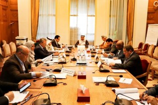 رئيس البرلمان العربي يُعلن بدء  إنشاء لجنة  لمكافحة الإرهاب من أعضاء البرلمان العربي
