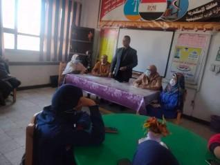 """ندوة حول """" تطوير التعليم .. ضرورة قومية """" بغرب الإسكندرية"""