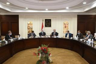 وزير الإسكان يترأس اجتماع اللجنة العليا لتنسيق ولاية الأراضى داخل  الدولة
