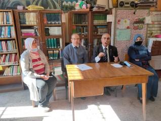 """ندوة بمركز اعلام غرب الاسكندرية حول  """" حروب الجيل الرابع """""""