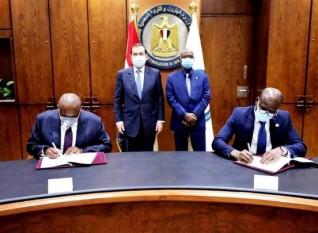 توقيع اتفاقية تعاون بين مؤسسة استثمارات الطاقة الأفريقية والبنك الأفريقي للاستيراد والتصدير
