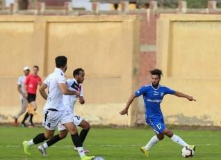 ثلاث مباريات وديه لأسوان بمعسكر القاهرة استعدادآ للموسم الكروى الجديد
